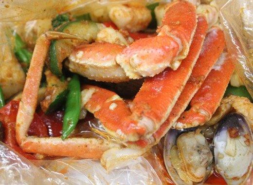 Angry Crab Shack Crab Restaurant