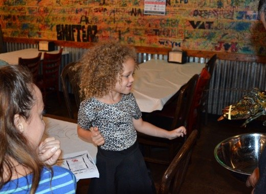 A Family and Kid-Friendly Restaurant