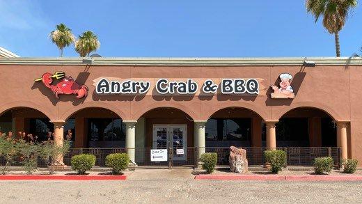 angry crab shack and bbq tucson az