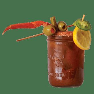 Drink – Cajun Bloody Mary