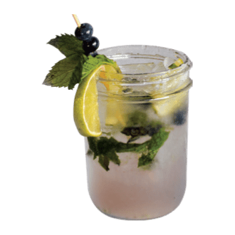 Drink – Western Son Mojito Blueberry